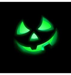 Jack-o-lantern vector