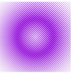 retro halftone circle pattern background vector image