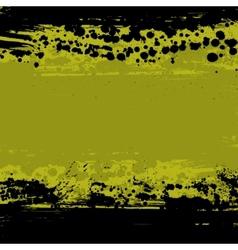 Grunge blots background vector image vector image
