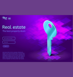 A key ultraviolet real vector