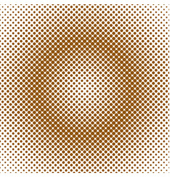 Abstractal halftone dot pattern background vector