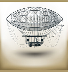 Air ballon vector