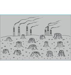 Environmental disaster vector
