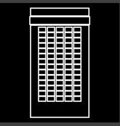 building it is icon vector image