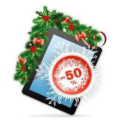 Christmas Sale vector