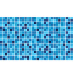 abstract graphic square color vector image