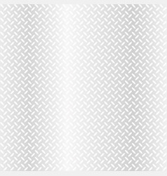 Abstract metal sheet white texture vector