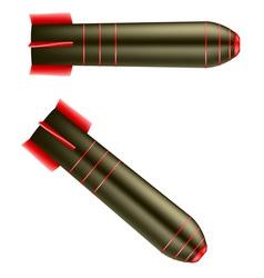 Atomic bomb vector