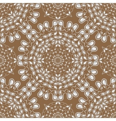 White water drops on brown background vector