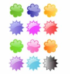 badges vector image vector image
