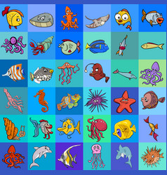 decorative pattern cartoon graphic design vector image vector image