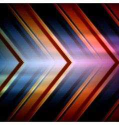 Metal pattern background vector image