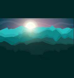 Cartoon landscape scartoon landscape vector