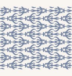french shabby chic trellis stripe vector image