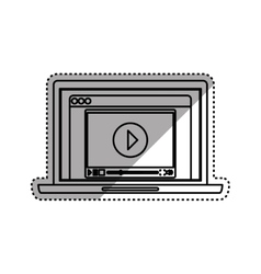 Online video media vector