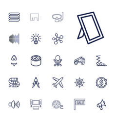 22 icons icons vector