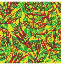 Flower rose seamless 004 vector