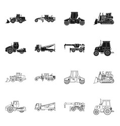 Build and construction vector