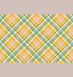 light seamless pattern check plaid vector image