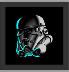 Storm trooper vector