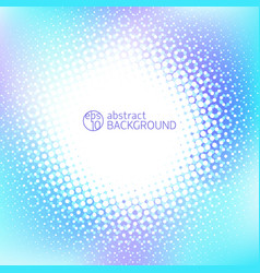 abstract glowing backgound vector image vector image