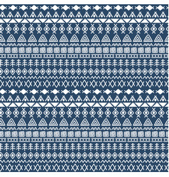tribal hand drawn background aztec abstract vector image vector image