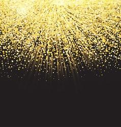 confetti and streamers 1807 vector image