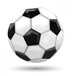 mesh ball vector image vector image