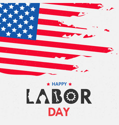 labor day background design template graphic or vector image
