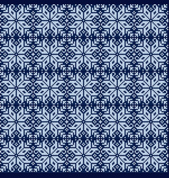 Seamless background geometric ornament vector