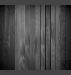 wooden texture in dark colors vector image