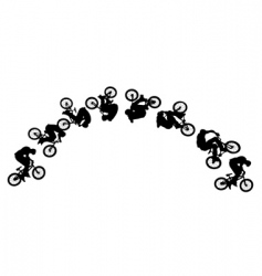 Bike sequence vector