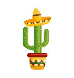 mexico cinco de mayo vector image
