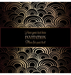 Invitation mandalas 01 15 vector
