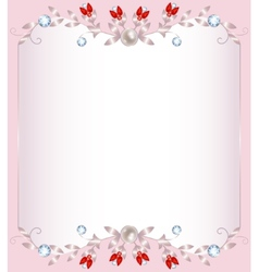 jeverly frame vector image
