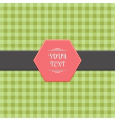 Flat Background Variant One vector