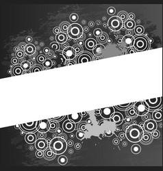 background design vector image