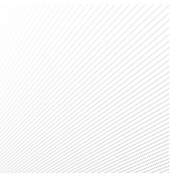 abstract dotted lines pattern perspective vector image