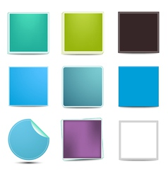 Icon or Avatar Frames vector image vector image