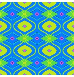 Arabic multicolor pattern vector