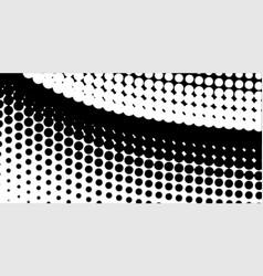 diag half tone vector image