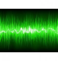 Waveform vector
