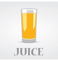 Orange Juice Logo Design vector