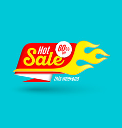 sales background template design with decorative vector image