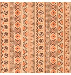 Tribal vintage ethnic seamless vector