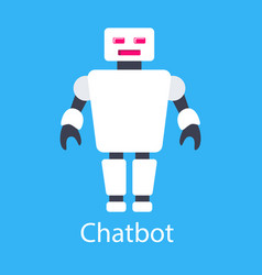 the chatbot this is a vector image