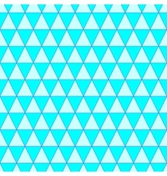 Triangle geometric seamless pattern 704 vector image