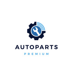 Automotive online service logo icon vector