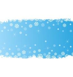 winter background5 vector image