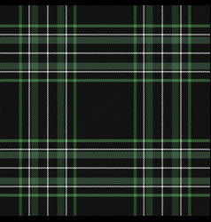 tartan plaid scottish checkered background vector image